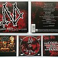 Napalm Death - The Code Is Red... Long Live The Code 2005 (CD)  Tape / Vinyl / CD / Recording etc
