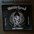 Motörhead - Bastards Patch