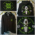 Type O Negative - Casket Crew Zipper  Hooded Top