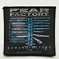 Fear Factory - Demanufacture patch
