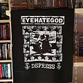 Eyehategod - Depress Backpatch