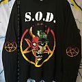 S.O.D. - Evil Is In Longsleeve