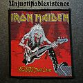 Iron Maiden Patches (x3)