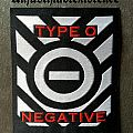 Type O Negative Patches (x2)