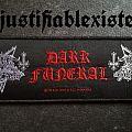 Dark Funeral Patch