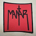 Mantar - Logo Patch