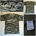 Count Raven - TShirt or Longsleeve - Count Raven - Camo T-Shirt
