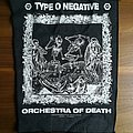 Type O Negative - Orchestra Of Death Backpatch