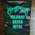 Humiliation - Military Death Metal Backpatch