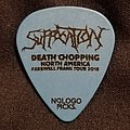 Suffocation Terrance Hobbs Guitar Pick (11.11.2018) Other Collectable
