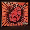 Metallica: St. Anger (2003) Tape / Vinyl / CD / Recording etc