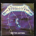 Metallica: Ride the Lightning (2016) Tape / Vinyl / CD / Recording etc