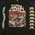 Guttural Secrete - TShirt or Longsleeve - Guttural Secrete Reek of Pubescent Despoilment Long Sleeve T-Shirt