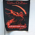 Children Of Bodom - Patch - Children of Bodom - Hate Crew Deathroll back patch