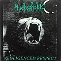 "NYCTOPHOBIC - Negligenced Respect (7""EP)"