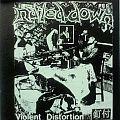 "NAILED DOWN - Violent Distortion (3""CD) Tape / Vinyl / CD / Recording etc"
