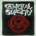 GENERAL SURGERY - The County Medical Examiners (embroidered) Patch