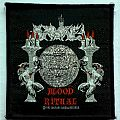 SAMAEL - Blood Ritual (woven)