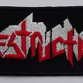 DESTRUCTION - Logo (embroidered)