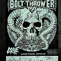 BOLT THROWER - World Crusade Europe 1993 (poster, A2+ sized, signed)