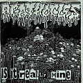 """AGATHOCLES / PUNISHER - Is it really mine / Trying to break out (7"""" split EP) Tape / Vinyl / CD / Recording etc"""