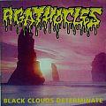 AGATHOCLES - Black Clouds determinate (CD, orig. pressing) Tape / Vinyl / CD / Recording etc