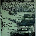 AGATHOCLES - In Trust----We Crust (poster, A3) Other Collectable