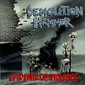 DEMOLITION HAMMER - Epidemic of Violence (CD, orig.)