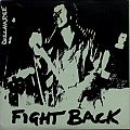 "DISCHARGE - Fight back (7"", 1st pressing)"