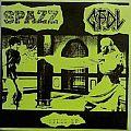 "SPAZZ / C.F.D.L - Split EP (7"" split EP, not numbered) Tape / Vinyl / CD / Recording etc"