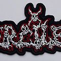 Merciless - Patch - MERCILESS - Logo (embroidered)