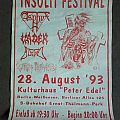 Insolit Festival 1993 (poster, A3)
