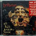 DESTRUCTION - All Hell breaks loose (2-CD, special edition)