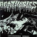 """AGATHOCLES / NYCTOPHOBIC - Live in Mannheim (7"""" split EP)"""