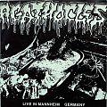 "AGATHOCLES / NYCTOPHOBIC - Live in Mannheim (7"" split EP) Tape / Vinyl / CD / Recording etc"