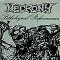 NECRONY - Pathological Performances (CD, orig. pressing) Tape / Vinyl / CD / Recording etc
