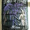 CRADLE OF FILTH - Midian (poster flag) Other Collectable