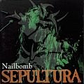 SEPULTURA - Nailbomb (CD, live, bootleg)