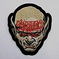 KREATOR - Behind the Mirror (bootleg, embroidered)
