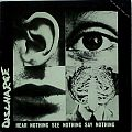 DISCHARGE - Hear nothing see nothing say nothing (LP, 1st pressing)