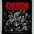 KREATOR - Pleasure to kill (woven)