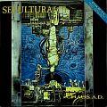 SEPULTURA - Chaos A.D. (LP, Brazilian pressing) Tape / Vinyl / CD / Recording etc