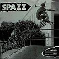 """Spazz - Tape / Vinyl / CD / Recording etc - SPAZZ / BRUTAL TRUTH - Spazz / Brutal Truth (7"""" split EP)"""