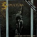 SEPULTURA - Escape to the Void (CD, live, bootleg)