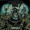 HARMONY DIES - Impact (CD, promo)