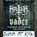MARDUK - Funeral Nation Tour 2009 (poster, A2)