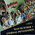 DESTRUCTION - Mad Butcher / Eternal Devastation (CD)