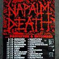 NAPALM DEATH - Harmony Corruption Tour 1990