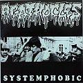 """AGATHOCLES / SOCIAL GENOCIDE - Systemphobic / Social Genocide (7"""" split EP) Tape / Vinyl / CD / Recording etc"""