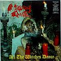 MORTUARY DRAPE - All the Witches dance (LP, 1st pressing)